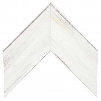 Деревянный багет Белый 390.43.058