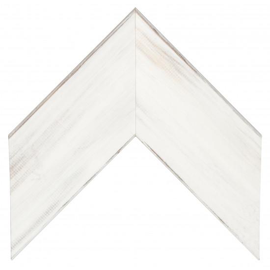 Деревянный багет Белый 390.43.058 в интернет-магазине ROSESTAR фото