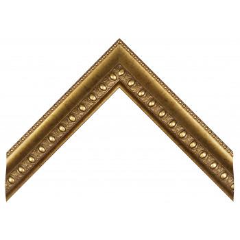 Пластиковый багет Золото 685-221