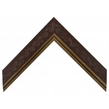 Деревянный багет Коричневый А-В110390