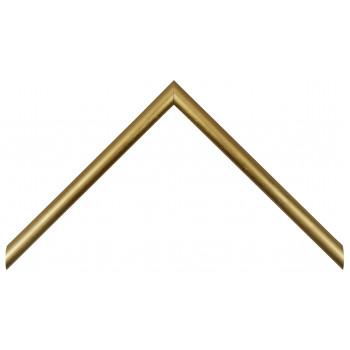 Деревянный багет Золото 053.21.043