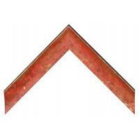 Деревянный багет Красный 089.54.046