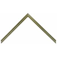 Деревянный багет Зеленый 114.21.012