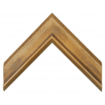 Деревянный багет Бежевый 11563020