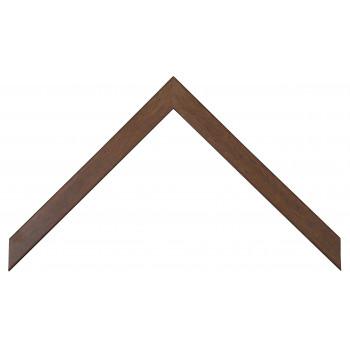 Деревянный багет Темно-коричневый 148.41.086