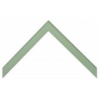 Деревянный багет Зеленый 155.43.012