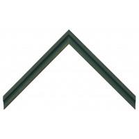Деревянный багет Зеленый 170.23.047