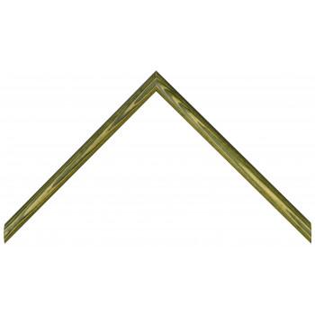 Деревянный багет Зеленый 174.24.047