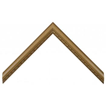 Деревянный багет Бежевый 181.24.051