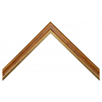 Деревянный багет Коричневый 232.24.022
