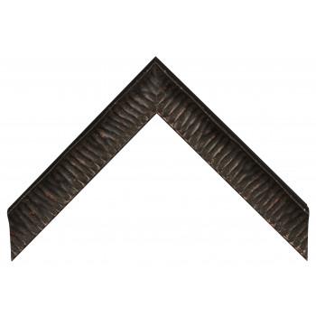 Деревянный багет Черный 237.54.001