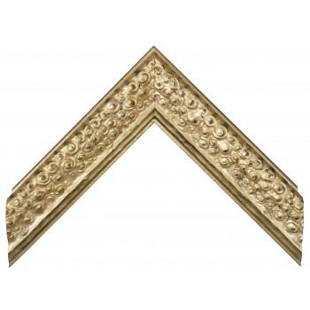 Деревянный багет Золото 24753055