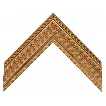 Деревянный багет Золото 312.64.043