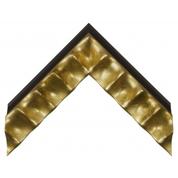 Деревянный багет Золото 336.44.043