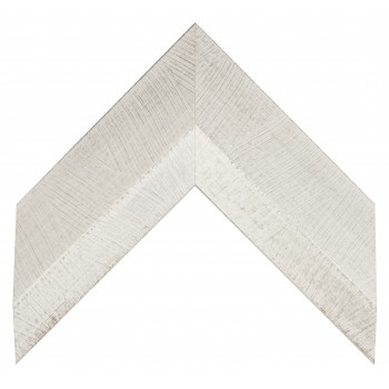 Деревянный багет Белый 373.93.058
