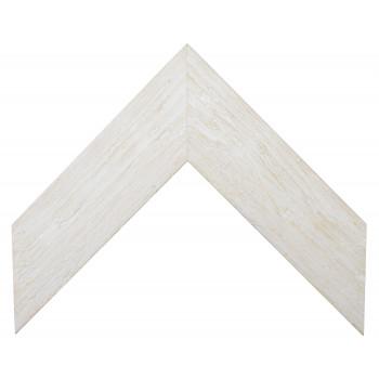 Деревянный багет Белый 379.33.048