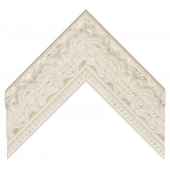 Пластиковый багет Белый 413-919