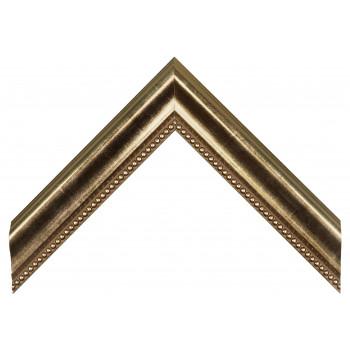 Пластиковый багет Золото 528-1243