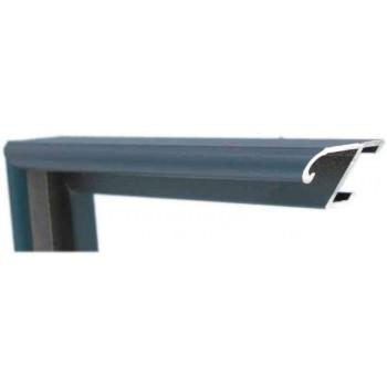 Алюминиевый багет синий 85-303