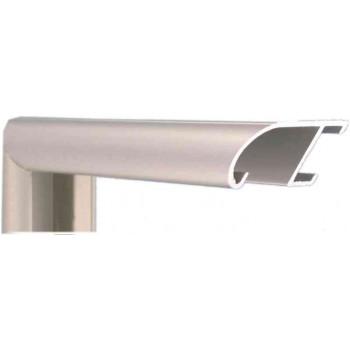 Алюминиевый багет брызги шампанского матовый 89-08