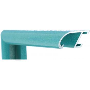 Алюминиевый багет океанский оникс 89-203