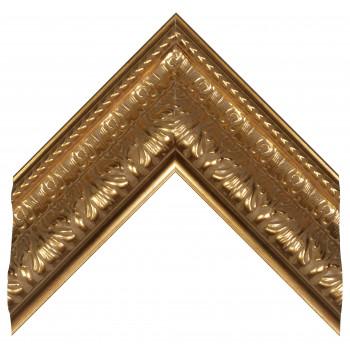 Пластиковый багет Золото 916-461