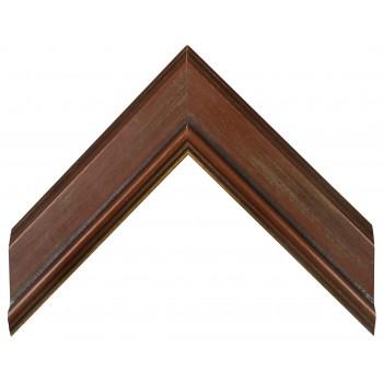 Деревянный багет Коричневый 11563046