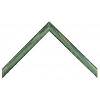 Деревянный багет Темно зеленый 175.24.060