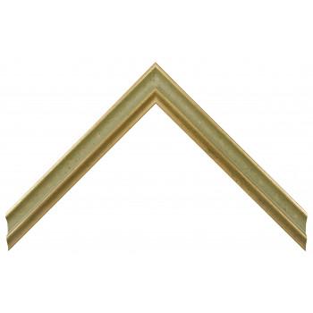 Деревянный багет Зеленый 176.54.012