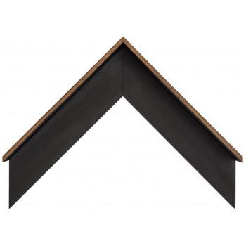 Деревянный багет Венге, коричневый 207.60.981