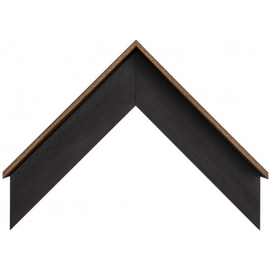 Деревянный багет Венге, коричневый 207.60.981 в интернет-магазине ROSESTAR фото