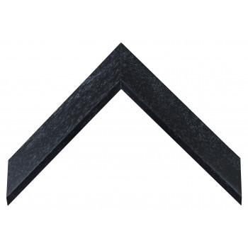 Деревянный багет Черный 250.21.045