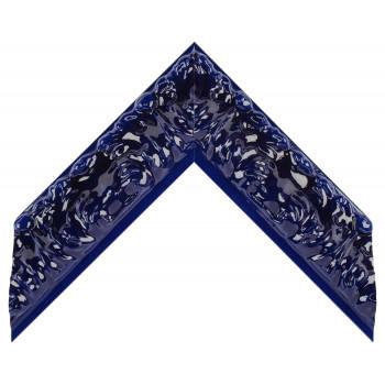 Деревянный багет Синий 271.64.350