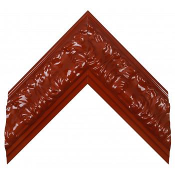Деревянный багет Бордовый 275.63.046