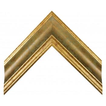 Деревянный багет Золото 279.53.047