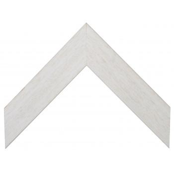 Деревянный багет Белый 327.53.048