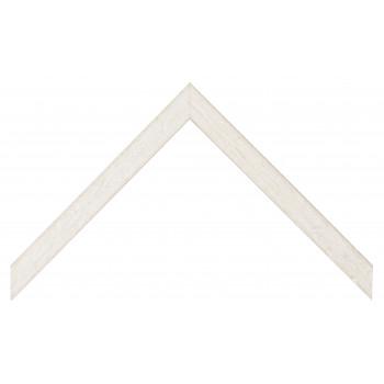 Деревянный багет Белый 335.23.048