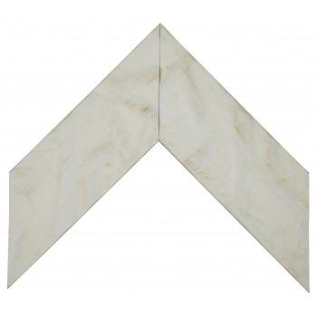 Деревянный багет Белый 339.84.048