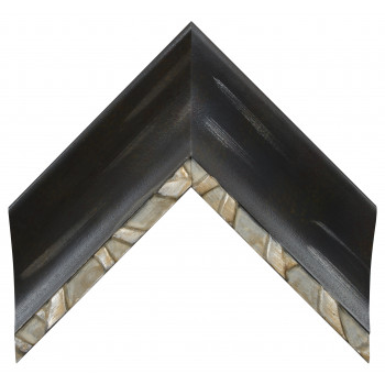 Деревянный багет Черный 347.64.075