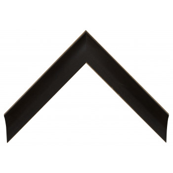 Деревянный багет Темно-коричневый 360.83.067