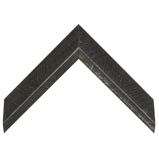 Деревянный багет Темно-серый 373.53.001 в интернет-магазине ROSESTAR фото
