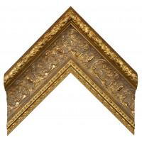 Пластиковый багет Золото 400-954