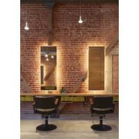Парикмахерское зеркало с задней подсветкой Имидж
