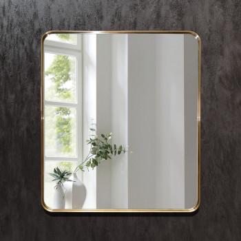 Зеркало в латунной раме Марнелл