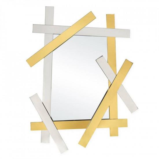 Зеркало в металлической раме Шале в интернет-магазине ROSESTAR фото