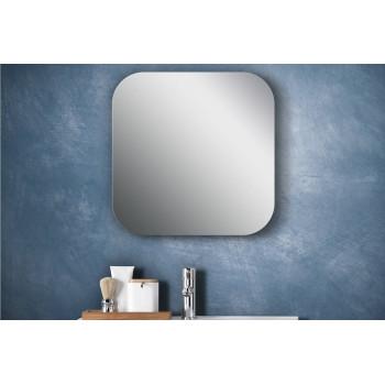 Квадратное зеркало с закругленными углами A2