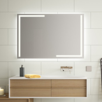 Зеркало с LED подсветкой Аарон