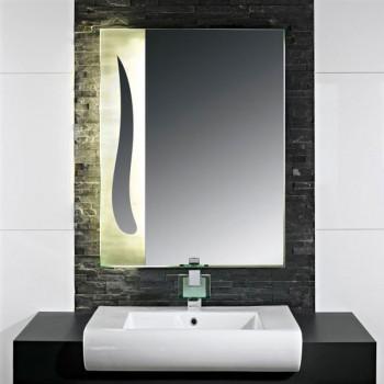 Зеркало с LED подсветкой Алайна