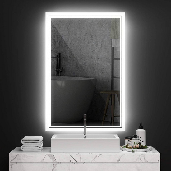 Зеркало с LED подсветкой Албани в интернет-магазине ROSESTAR фото
