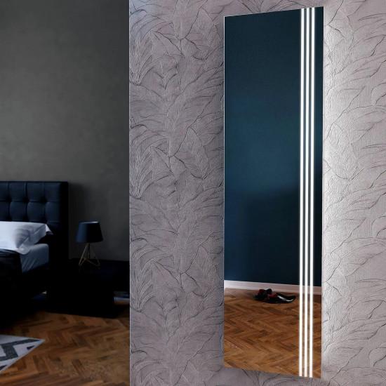 Зеркало с подсветкой в полный рост Алиана в интернет-магазине ROSESTAR фото